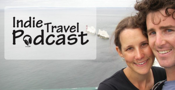 indie travel podcast, indie travel, craig and linda martin